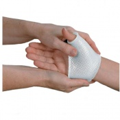 Aquaplast-T Splinting Material White 46cm x 61cm Sheet 2.4mm Perforated