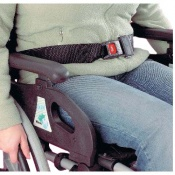 Auto Buckle Wheelchair Belts
