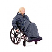 Wheelchair Mac With Sleeves
