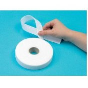 Strapping Velcro One Wrap Strap White 25mm 10m