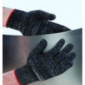 Polyco Abraxus Seamless Knitted High Abrasion and Cut Resistant Gloves with Dyneema (10 Pairs)