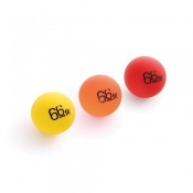 66fit Acupressure Trigger Release Balls - Set of 3