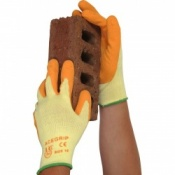 Acegrip Handling Gloves - Orange