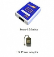 Alert-it Radio Sense-it Monitor System with Switch Capability