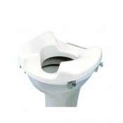 Ashby Wide Access Raised Toilet Seat 4inch/10cm