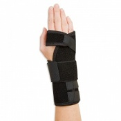Variable Compression Wrist Brace