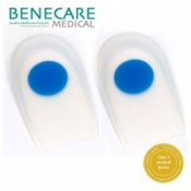 BeneCare Silicone Heel Cups