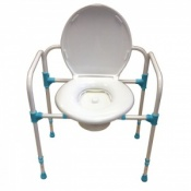 Big John Bariatric Commode