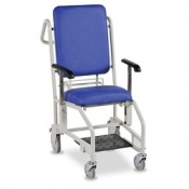 Bristol Maid Front Steer High Back Portering Chair