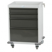 Bristol Maid Mobile Low Level Mild Steel Procedure Cart