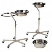 Bristol Maid Stainless Steel Variable Height Bowl Stand