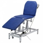 Bristol Maid Three Section Variable Height Swing Lift Examination Couch