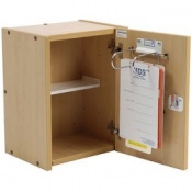 Bristol Maid Wooden Patient Self Administration Cabinet