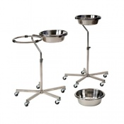 Bristol Maid Stainless Steel Variable Height Single Bowl Stand