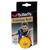 Butterfly Skills Youth Training Table Tennis Balls