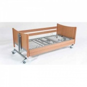 Casa Med SE Deluxe Bed with Integral Side Rails