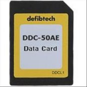 Defibtech Specialist Medical Data Card