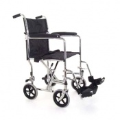 Z-Tec Economy Transfer Steel Wheelchair