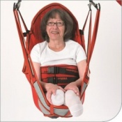 Etac Molift Easy Amputee Sling Transfer Aid