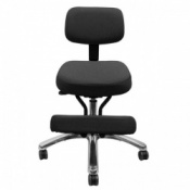 BetterPosture Jazzy Kneeling Chair With Backrest