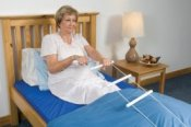 Bed Rope Ladder - Positioning Aid