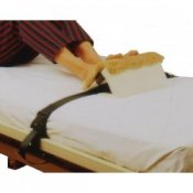 Bed Entrapment Avoidance Foot Board