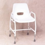 Height Adjustable Shower Chair