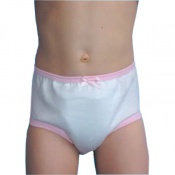 Girls Concealed Padded Pants