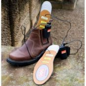 EXO2 HeatSole Foot Warmer with Power Pack