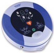 N100234 Heartsine PAD Life Saver System with Paediatric Facility