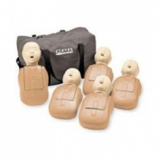 Infant CPR Tan Prompt Manikin 5 Pack