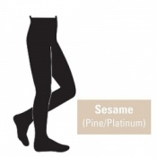 Juzo Attractive 18-21mmHg Sesame Compression Tights