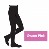 Juzo Attractive 18-21mmHg Sweet Pink Compression Tights