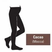 Juzo Attractive 18-21mmHg Cacao Maternity Compression Tights