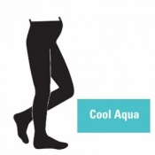 Juzo Attractive 18-21mmHg Cool Aqua Maternity Compression Tights