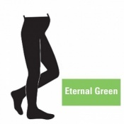 Juzo Attractive 18-21mmHg Eternal Green Maternity Compression Tights