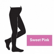 Juzo Attractive 18-21mmHg Sweet Pink Maternity Compression Tights