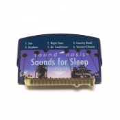 Sounds for Sleep Sound Card for the L363 Sound Oasis Tinnitus Relaxer
