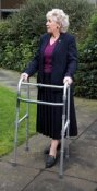 Mobility Care Folding Reciprocal Walker