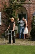Mobility Care Folding Travel Walker