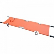 Folding Emergency Stretcher With Carry Bag