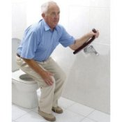 Linido ProGrip Toilet Support Bar