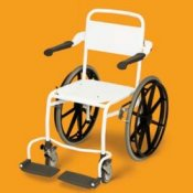 Linido Self Propelled Shower Chair