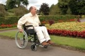 Self Propelled Wheelchair - WS8