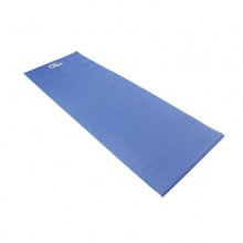 66fit Yoga Mat & Carry Bag - 3.5mm X 60cm X 173cm - Blue