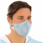 Medline Biomask Premium-A Convex Surgical Masks (Case of 400)