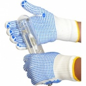 NC10D Double Sided Dotted Handling Gloves