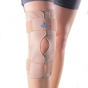 Oppo Hinged Open Front Knee Stabiliser