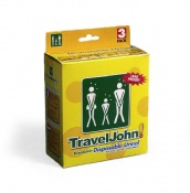 Travel John Disposable Urinal