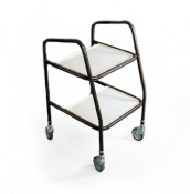 Walking Trolley with Plastic shelves